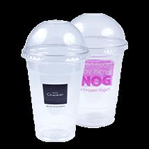 plastikkrus med logo tryk