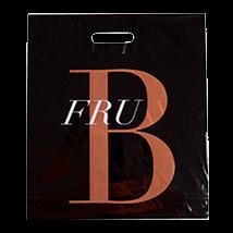 platikposer med logo tryk